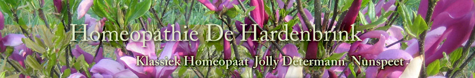 Homeopathie De Hardenbrink